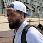 Full rundown of the 2016 Pro Bowl draft with Odell Beckham Jr. making picks for Team Rice
