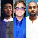 Bonnaroo lineup includes Elton, Kanye