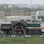 Bikers, others flee gunfire in Waco restaurant video