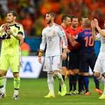 Spain Hopes to Reverse Maracana Luck Vs Chile