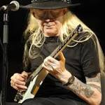 Johnny Winter, blues guitar icon, dies at 70
