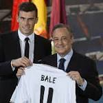 Real Madrid's Gareth Bale hopes to avoid the curse of British players abroad