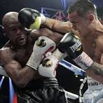 Floyd Mayweather challenger Marcos Maidana looks to finish the job