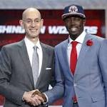 Big nights for the biggest markets in NBA draft