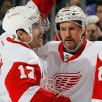 NHL All-Star voting update: Red Wings still lagging