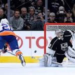 Los Angeles Kings Fall to New York Islanders in Shootout 2-1