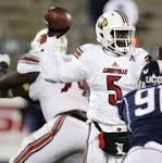 Teddy Bridgewater, defense lead No. 20 Louisville to 31-10 wins over winless ...