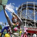 At Coney Island, The (Mermaid) Show Must Go On