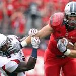 NFL Draft 2015: Rutgers fullback Michael Burton picked by the Detroit Lions in ...