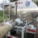 Drought Forces Salmon Migration By Truck