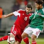 Belarus rally twice to topple Mexico in international friendly
