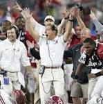 Alabama, Clemson roll into title game with $3 million football support staffs