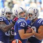 Andrew Luck is the beneficiary of Colts' 2012 tight end draft strategy