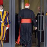 Cardinal talks expected to last longer than other conclaves