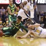 No. 1 Baylor suffers first loss of the season at No. 10 West Virginia