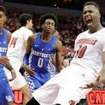 As Louisville offense catches up to great D, blueblood teams gain company at top