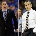 Two distinct paths to the Final Four
