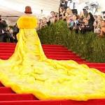 Lots of flesh and haute couture at the Met gala