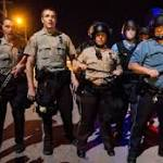 Ferguson hands control of Michael Brown protests back to St Louis County