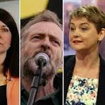 Labour leadership race descends into infighting over Jeremy Corbyn nomination ...