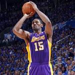 NBA High-5: Lakers leaving door ajar in West playoff chase; Heat run streak to ...