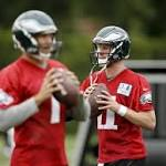 Competition abounds as Eagles begin training camp