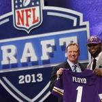 Patriots trade 29th pick in NFL draft to Vikings for 4 choices this year