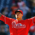 An MLB rarity: Velasquez, Garcia post 97 game scores on same day