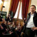 New Hampshire independents could boost Kasich, Sanders