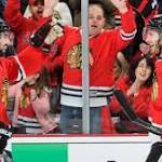 NHL roundup: Blackhawks' Bickell continues with hot hand