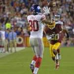 Giants GM Jerry Reese hoping to strike gold at receiver again