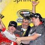 AUTO RACING: Final thoughts on NASCAR's Chase