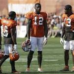 Browns training camp notes Snead trying to catch on Gordon update Pinkston ...