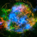 NASA's NuSTAR shows how stars explode
