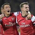 Welsh wizard Ramsey casts spell his over Twitter critics with magical Arsenal ...