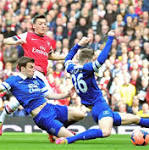 Arsenal v Everton: live