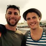 Gay couple who appeared in Hillary Clinton's campaign video invite her to their ...