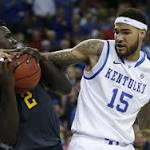 Kentucky topples Georgia to reach SEC title game