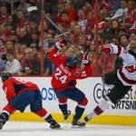 New Jersey Devils rally from two goals to stun Washington Capitals in overtime ...