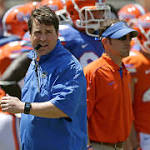 Tight end Taylor leaving Gators