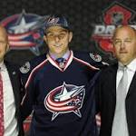 Blue Jackets' Richards rewarded with one-year contract extension