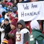 Just when Redskins dysfunction couldn't get worse…