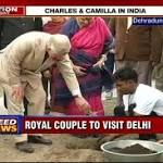 The Prince Of Wales And Duchess Of Cornwall Visit India - Day 4