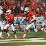 Miami Hurricanes wary of host Tar Heels despite their record