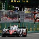 A shocking end to the 83rd 24 Hours of Le Mans robs Toyota of victory