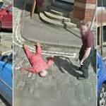Murder on Google Street View?