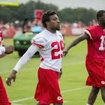 KC Chiefs safety Eric Berry will miss second straight exhibition game