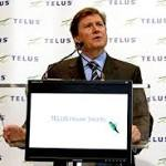 Telus Appoints Natale CEO as Entwistle Named Executive Chairman