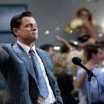 And the Most Pirated Movie of 2014 is...The Wolf of Wall Street?