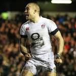 England's Mike Brown bemoans failings of Six Nations also-rans on final day as ...